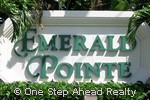 Emerald Pointe sign