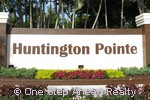 Huntington Pointe sign